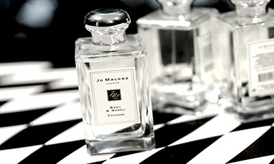 Free Jo Malone Basil & Neroli Fragrance