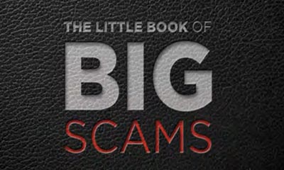 Free eBook: The Little Book of Scams