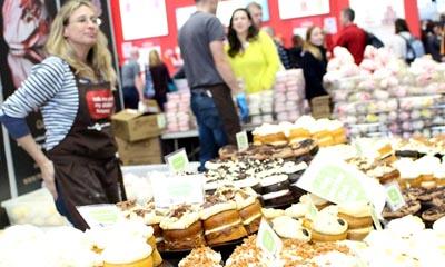Free Cake & Bake Show Tickets