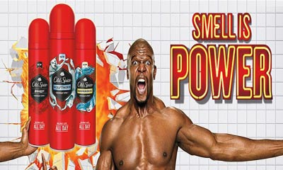 Free Cans of Old Spice Deodorant