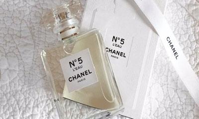 Free Chanel No 5 L'Eau Perfume
