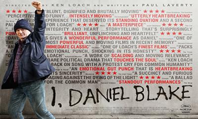 Free Cinema Tickets To See I, Daniel Blake