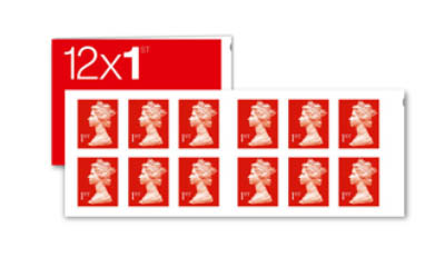 Free First Class Stamps from Royal Mail