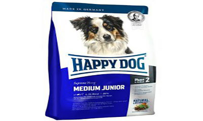 Free Happy Dog Food