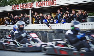Free Kart Racing Tickets