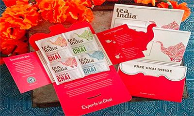 Free Pack of Chai Tea