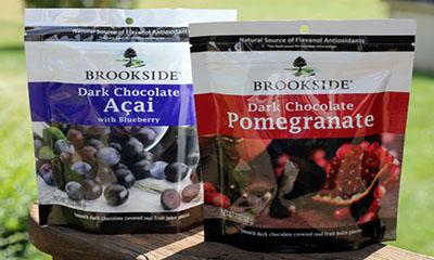 Free Pack of Dark Fruit Chocolate