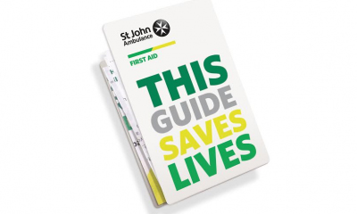 Free Pocket First Aid Guide