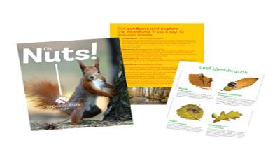 Free Woodland Trust Activity Pack