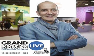 Free Grand Designs Live Tickets