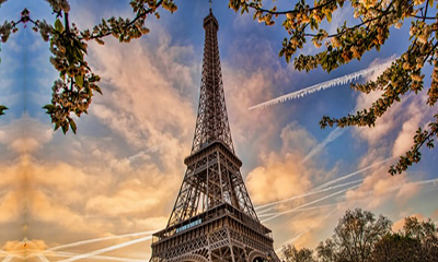Win a Trip to Paris with WeSwap