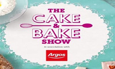 Free Cake and Bake Show Tickets