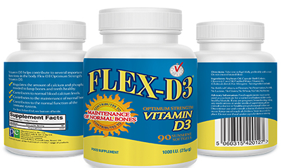 Free Flexable Joint Supplement