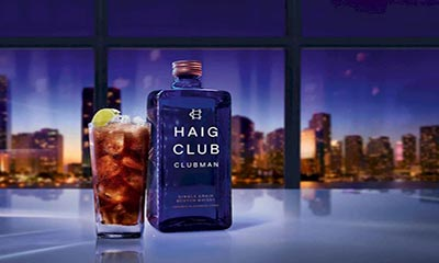Free Haig Whisky Bottle