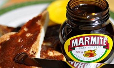 Free Jar of Marmite