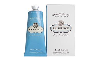Free La Source Hand Therapy Cream
