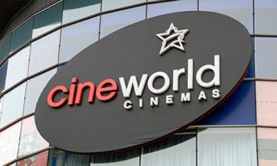 Free Pair of Cineworld Cinema Tickets
