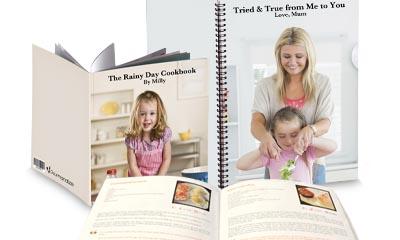 Free Personalised Cookbook