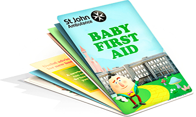 Free Pocket Baby First Aid Guide