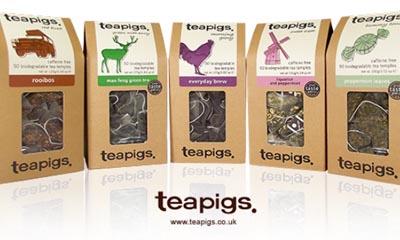 Free Teapigs Tea
