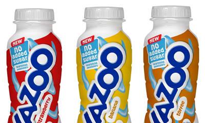 Free Yazoo No Added Sugar Milk Drink