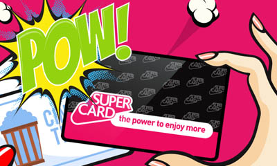 Free 30 Day Preview of Money Saving Supercard