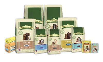 James Wellbeloved Dog Food Free Samples