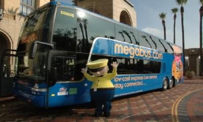 Free Megabus Ticket