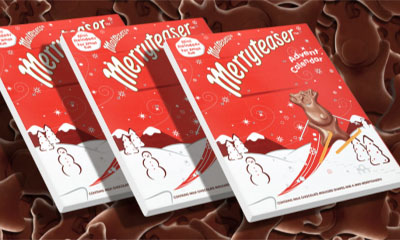 Free Merryteasers Advent Calendar