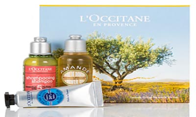 Free L'Occitane Beauty Box