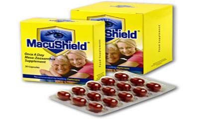 Free MacuShield Eye Supplements