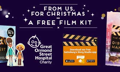 Free Sainsbury's Film Kit