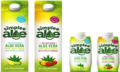 Free Aloe Vera Drink