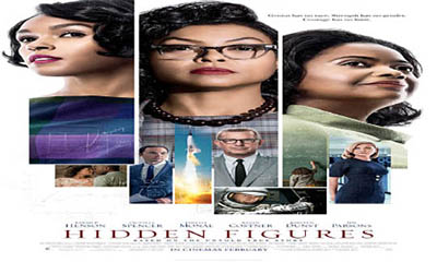 Free Cinema Tickets to see Hidden Figures