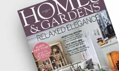 Free Copy of Homes & Gardens