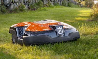 Free Husqvarna Automatic Lawnmower