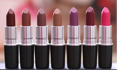 Free MAC Lipstick (Worth £13.95)