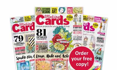 Free Making Cards Magazine
