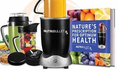 Win a Nutribullet Rx Blender