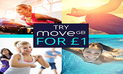 Free 2 Week Pass to 1000s of Local Gyms, Studios & Classes