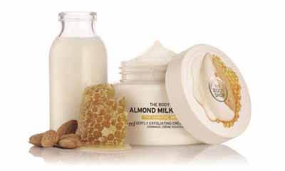 Free Almond Milk & Honey Bundle