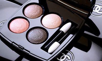 Free Chanel Les 4 Ombres Eyeshadow