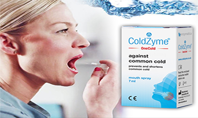 Free ColdZyme Cold Spray