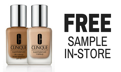 Free Estee Lauder 10 Day Foundation and Primer