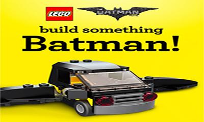 Free LEGO Batman Make & Take