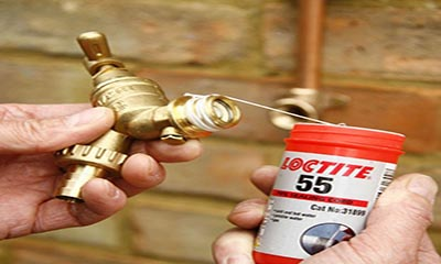 Free LOCTITE 55 Thread Sealing Cord Sample