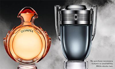Free Paco Rabanne Perfumes
