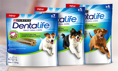 Free Purina DentaLife Dog Chew