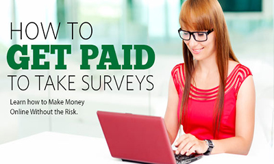 Earn Cash For Surveys, Shopping and More