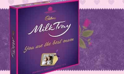 Free Cadbury Milk Tray
